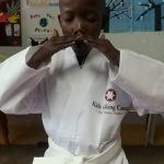 Kids Kicking Cancer has helped Rolivhuwa forget about his illness while teaching him the powerful techniques to deal with his pain.